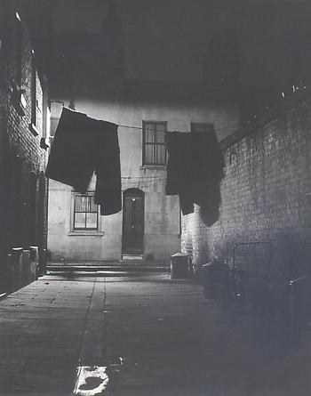 Bermondsey Night, May 1937