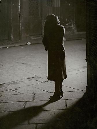 Streetwalker, Rue Quincampoix, c. 1931