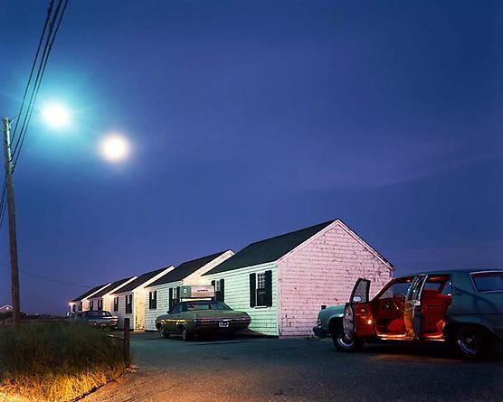 Joel Meyerowitz  Red Interior , Provincetown, 1977