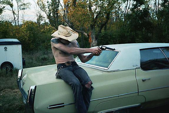 Hank Williams III, Nashville, 2000