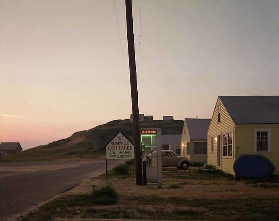 Joel Meyerowitz Roseville Cottages, Truro, 1976