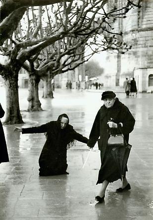 Pilgrimage, Lourdes, 1958