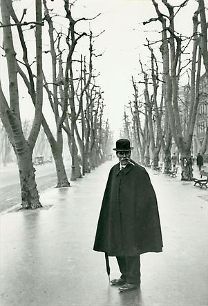 Allée du Prado, Marseille, 1932
