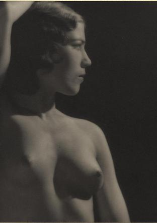 Nude with Raised Arm, 1926