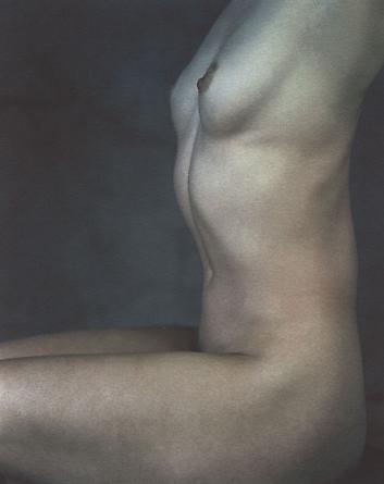 Marjorie Folkman, Dancer, Mark Morris Dance Group, Clifton Point, Rhinebeck, New York, 1999 Nude #12