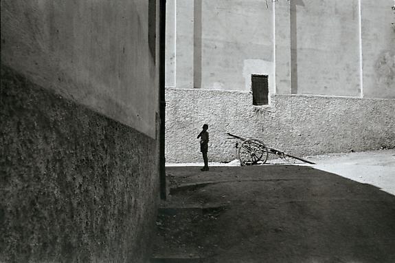 Salerno, Italy, 1933