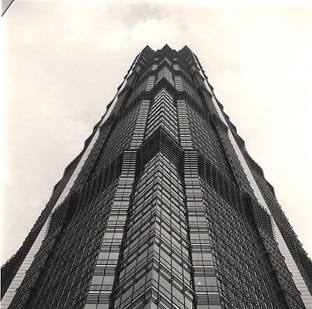 Grand Hyatt, 2001