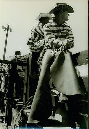 Huntsville Rodeo, 1967