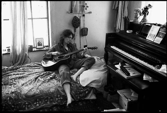 Patti Smith, St. Clair Shores, Michigan, 1996