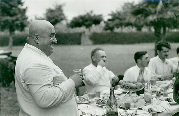 Picnic, Georgian Republic, 1950s