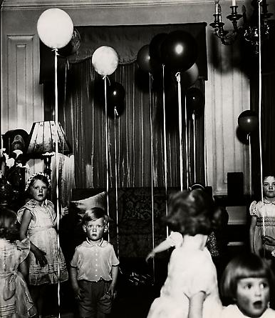 Children's Party, Kensington, 1934-35