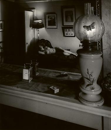 Nude, London, c. 1940s