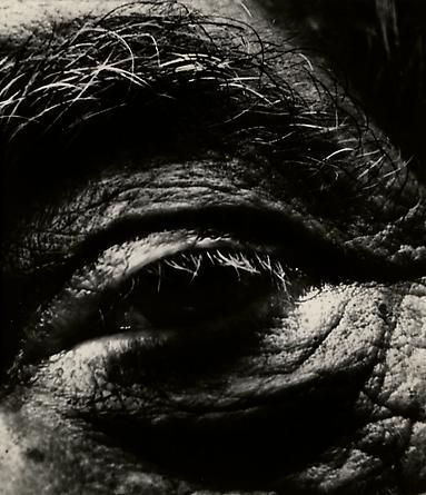 Alberto Giacometti's Eye, 1963