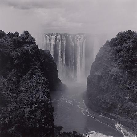 Victoria Falls, Zimbabwe, 1998