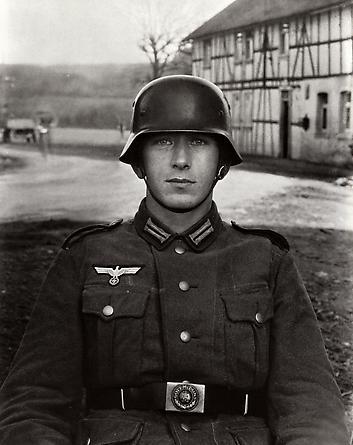 August Sander Soldier, c.1940 © SK-Stiftung Kultur - August Sander Archiv VG-Bild Kunst, Bonn