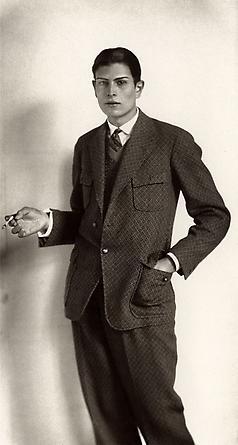August Sander High School Student, 1926 © Die Photographische Sammlung/SK Stiftung Kultur, August Sander Archiv, Köln; ARS, NY