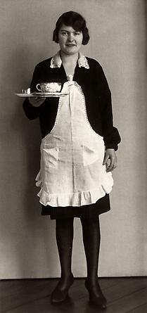 August Sander Café Waitress, 1928-29 © Die Photographische Sammlung/SK Stiftung Kultur, August Sander Archiv, Köln; ARS, NY