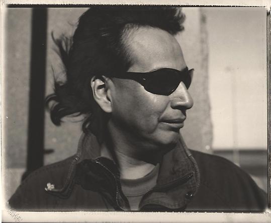 Alan Talks, Eagle Butte, South Dakota, 1999