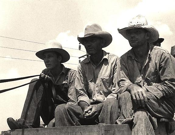 Arkansas Sharecroppers, c. 1937