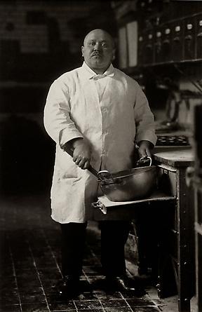 August Sander Pastrycook, 1928
