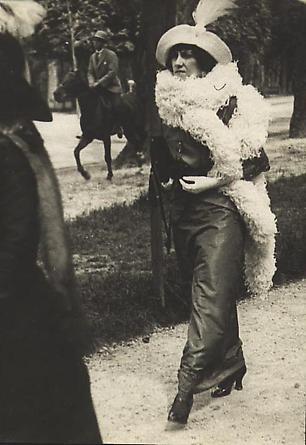Avenue du Bois, 1912 [#12]