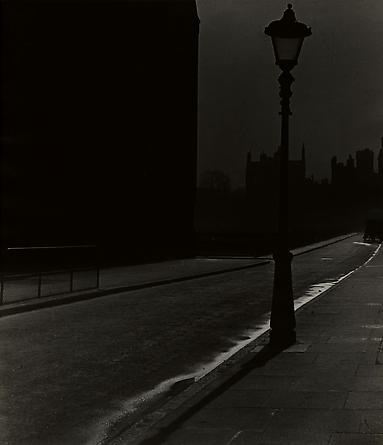 Black Out, Bloomsbury, March 1942