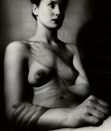 Nude, London, 1956