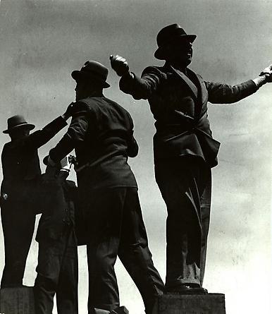 Tic-Tac Men, 1933-35