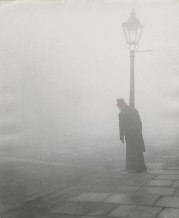 Early Morning (Fog), 1934-35