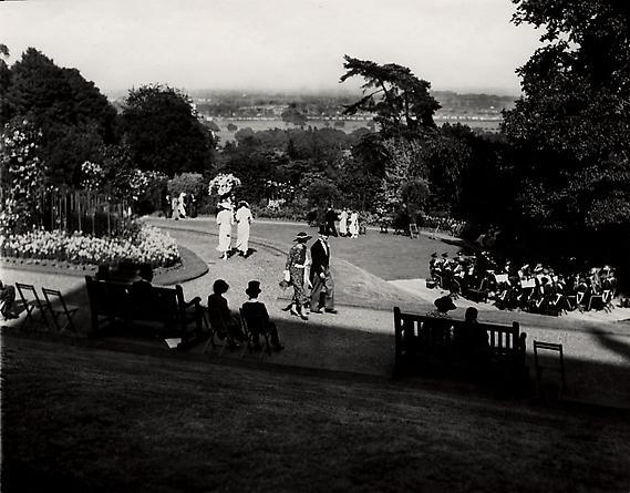 Garden Party, c. 1936