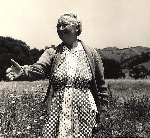 Berryessa Valley, Napa County, CA, 1957