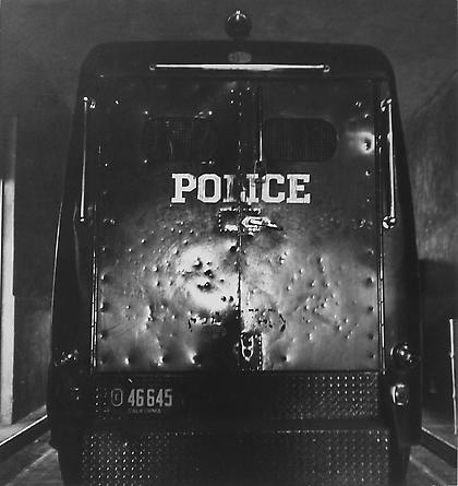 Black Maria, Oakland, 1955-57