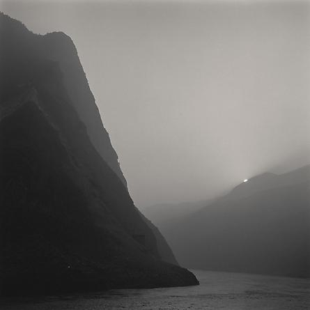 Three Gorges, Yangtze River, China, 2001