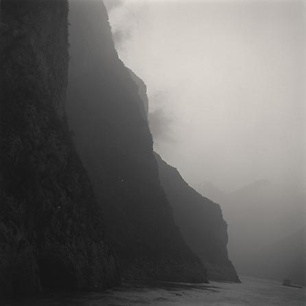 Three Gorges, Yangtze River, China, 2001