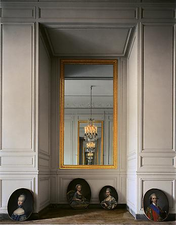 Cabinet Interieur de Mme Adelaide #2, (56C)CCE.01.058, Corps Central - RdC, Versailles, 1986