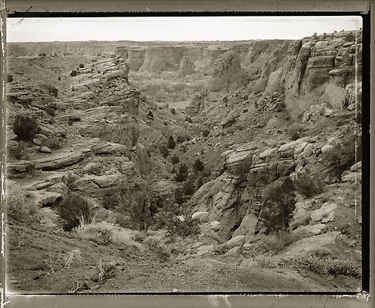 Canyon de Chelly, Arizona, 2000