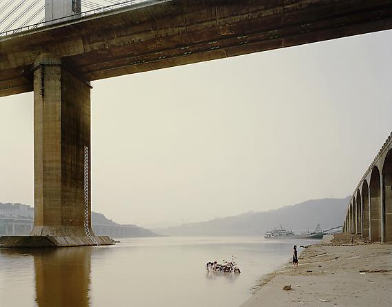 Chongqing VII (Washing Bike), Chongqing Muncipality, 2006