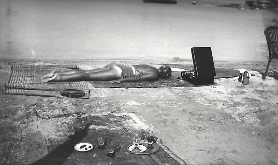 Chouchou - Cap d'Antibes, 1932 [#38A]