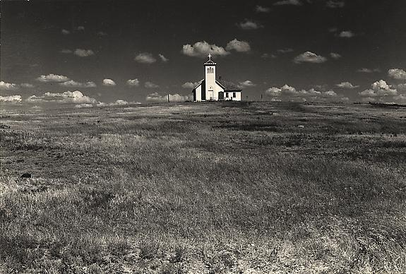 Church on the Great Plains, 1949
