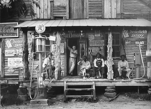 Crossroads Store, Alabama, 1937