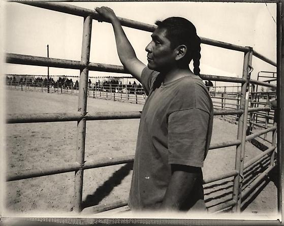 Darryl Pablo, Sacaton, Arizona, 1999