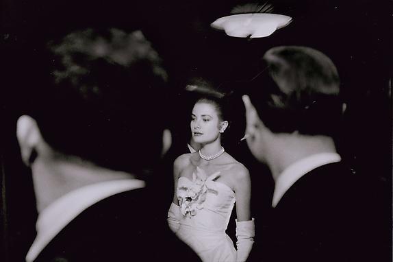 Grace Kelly, New York, 1955