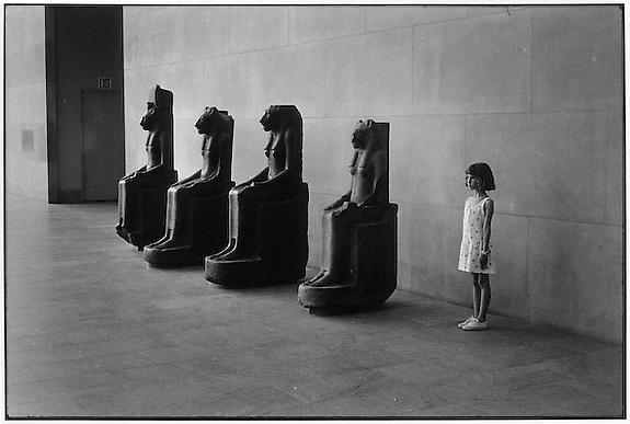 Metropolitan Museum, NYC, 1989
