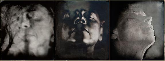Untitled (Self-Portraits), 2006-12