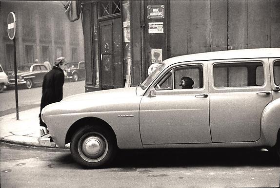 Paris, France, 1957
