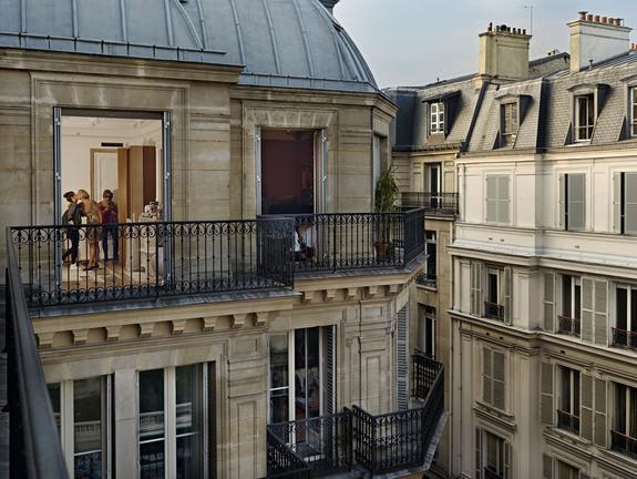 Quai Anatole, Paris, 7e, le 26 septembre