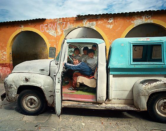 Robert Polidori Guanajuato, Mexico,1971