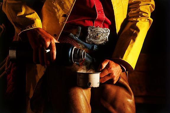 Cowboy #213, 2001