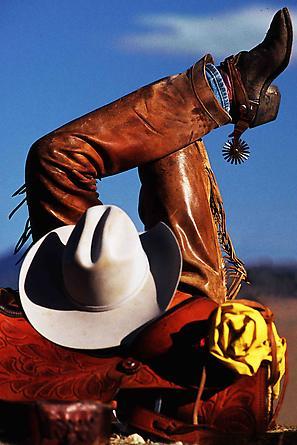 Cowboy #7, 2000