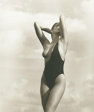 Herb Ritts Cindy Crawford, Hawaii, 1988
